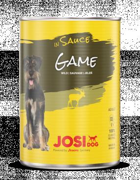 JOSIDOG GAME IN SAUCE